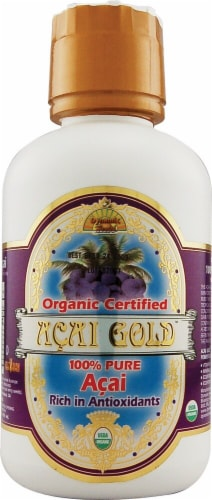Dynamic Health Organic Acai Gold Perspective: front