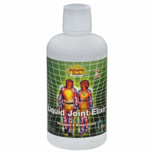 Dynamic Health Joint Elixir Liquid Perspective: front