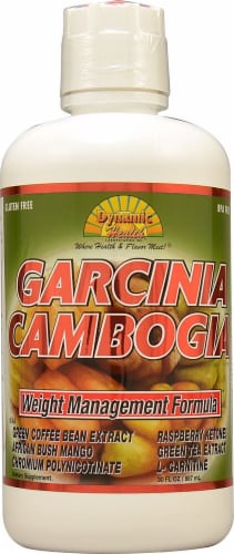 Dynamic Health Garcinia Cambogia Weight Management Formula Perspective: front
