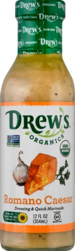 Drew's Organics Romano Caesar Dressing Perspective: front