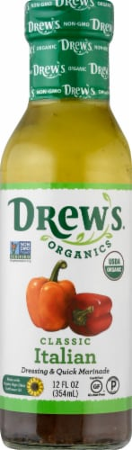 Drew's Classic Italian Dressing Perspective: front