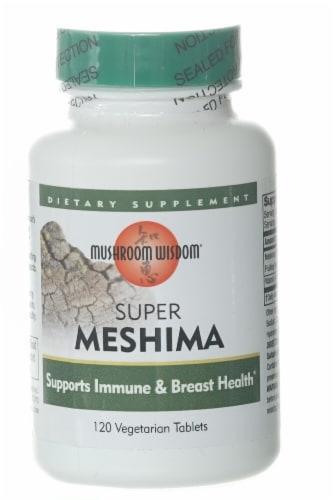 Mushroom Wisdom  Super Meshima Perspective: front