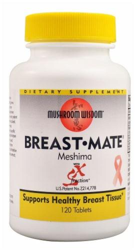 Mushroom Wisdom  Breast Mate™ Perspective: front