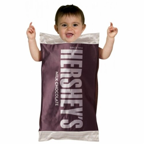The Costume King GC3590 Bunting Hersheys Bar - 3 to 9 Month Perspective: front
