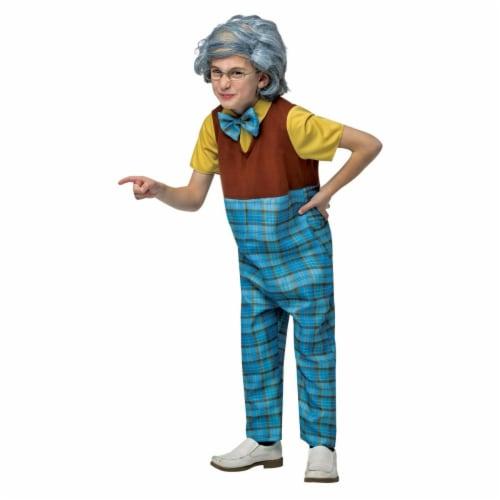 Morris GC9067710 Grandpa Child Costume, Size 7-10 Perspective: front