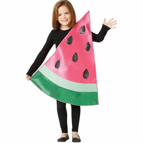Rasta Imposta GC6186710 Watermelon Slice Child Costume - Size 7-10 Perspective: front