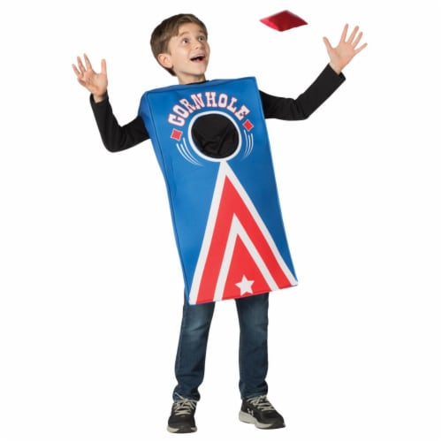Morris Costumes GC6316710 Halloween Cornhole Child Costume, Size 7-10 Perspective: front