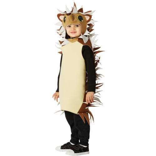 Rasta Imposta GC672434 Toddler Hedgehog Costume, Size 3-4 Perspective: front