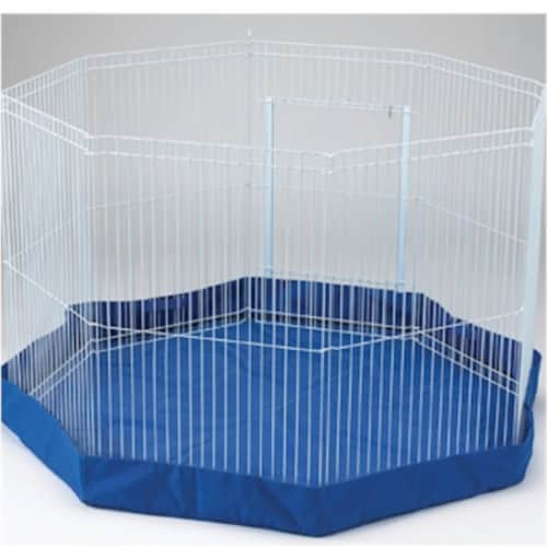 Clean Living Small Animal Playpen Cover Perspective: front