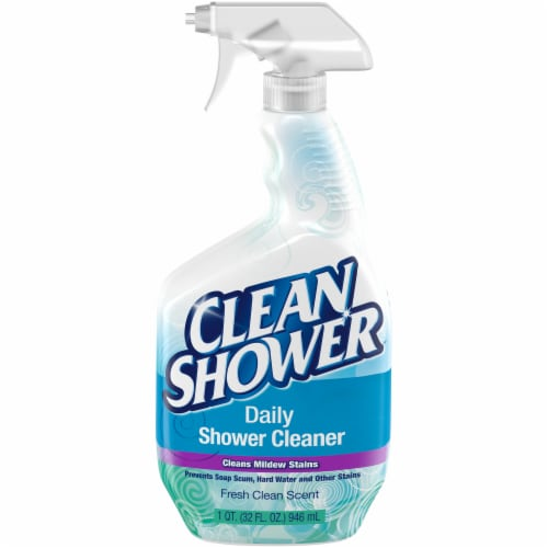 Clean Shower Daily Shower Cleaner Perspective: front