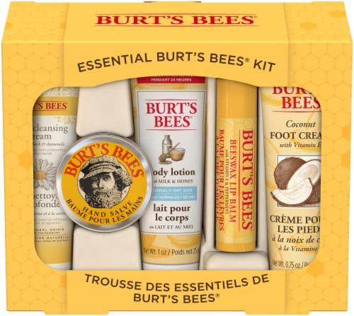 Burt's Bees Essentials Kit Perspective: front