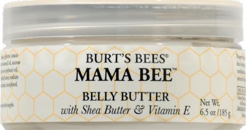 Burt's Bees Mama Bee Belly Butter Perspective: front