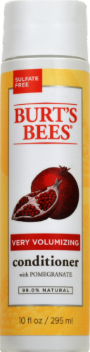 Burt's Bees Pomegranate Conditioner Perspective: front