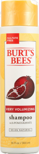 Burt's Bees Pomegranate Shampoo Perspective: front