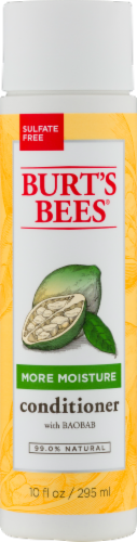 Burt's Bees More Moisture Baobab Conditioner Perspective: front
