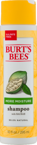 Burt's Bees More Moisture Baobab Shampoo Perspective: front