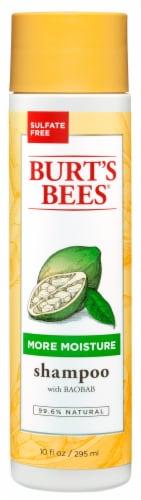 Burt's Bees More Moisture Baobab Shampoo Perspective: front