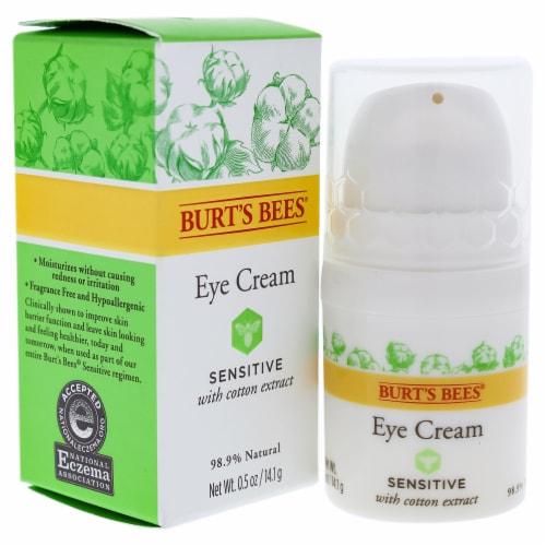 Burt's Bees Sensitive Eye Cream Perspective: front