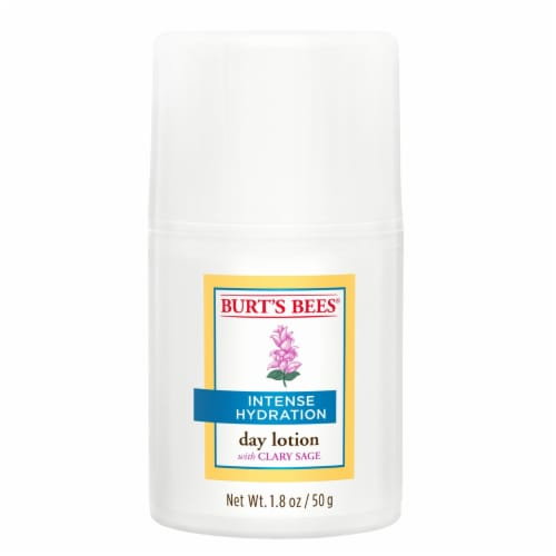 Burt's Bees Intense Hydration Day Lotion Perspective: front