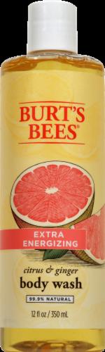 Burt's Bees Citrus & Ginger Root Body Wash Perspective: front