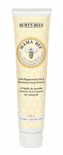 Burt's Bees Mama Bee Leg & Foot Cream Perspective: front