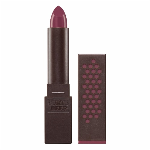 Burt's Bees Natural Moisturizing Lily Lake Lipstick Perspective: front