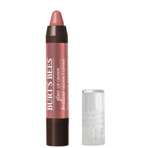 Burt's Bees Gloss Lip Crayon - Outback Oasis Perspective: front