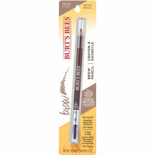 Burt's Bees 1605 Blonde Brow Pencil Perspective: front