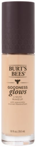 Burt's Bees Goodness Glows Ivory Liquid Foundation Perspective: front