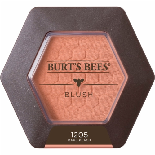 Burt's Bees Natural Blush Bare Peach Perspective: front