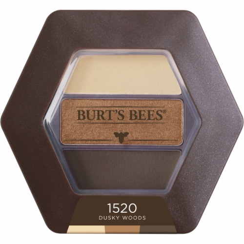 Burt's Bees 1520 Dusky Woods Eye Shadow Palette Perspective: front