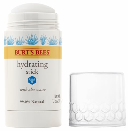 Burt's Bees Aloe Water Hydrating Stick Perspective: front