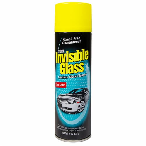 Stoner Invisible Glass Premium Glass Cleaner Perspective: front