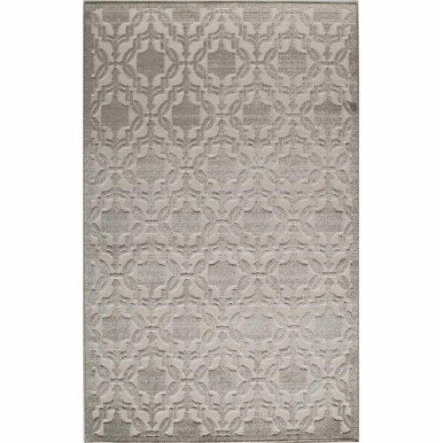 Rugs America 25995 Riviera Cream Runner Oriental Rug, 2 ft. 2 in. x 8 ft. Perspective: front