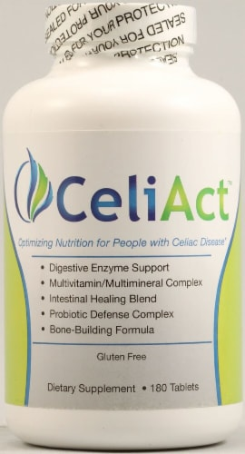 CeliAct  Optimizing Nutrition for People with Celiac Disease Perspective: front