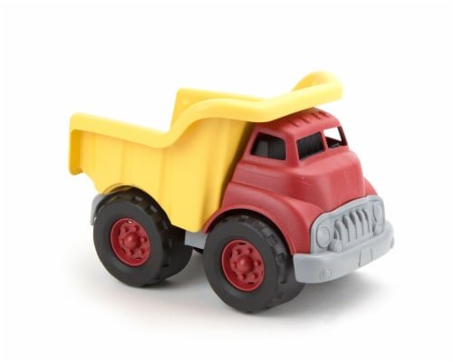 Green Toys Recycled Plastic Dump Truck Perspective: front