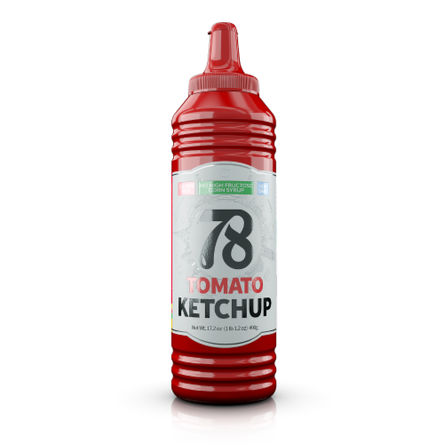 78 Ketchup Mild  - 12 Pack Perspective: front
