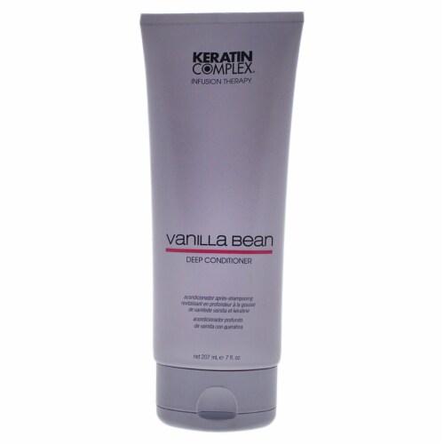 Keratin Complex Vanilla Bean Deep Conditioner Perspective: front