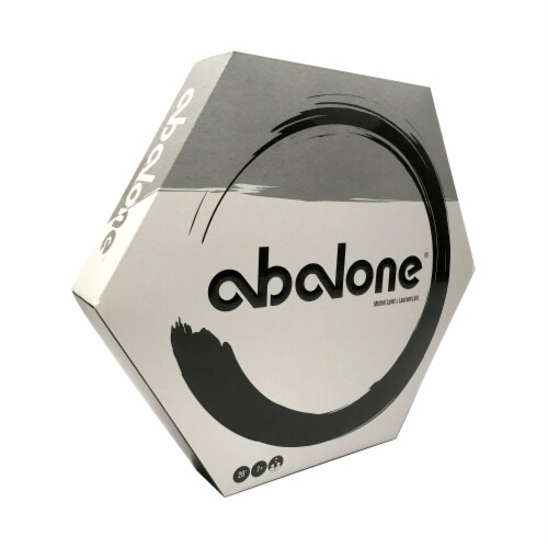 University Games Abalone Strategy Game Perspective: front