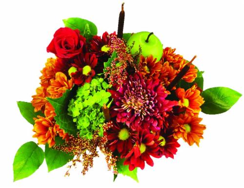 Apple Harvest Bouquet Perspective: front