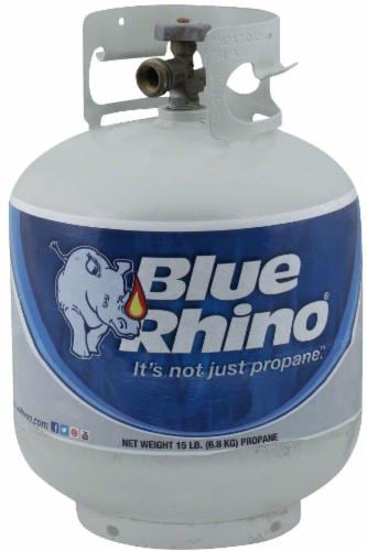 Blue Rhino Propane Tank Exchange Perspective: front
