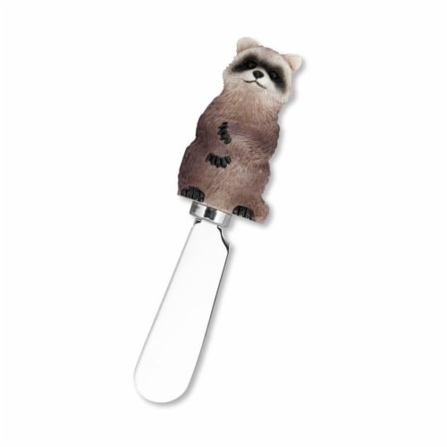 Supreme Housewares Spreader-Raccoon Perspective: front