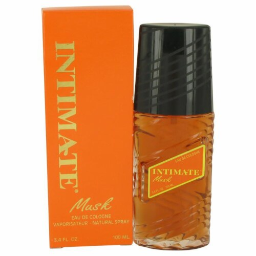 Intimate Musk by Jean Philippe Eau De Cologne Natural Spray 3.6 oz Perspective: front