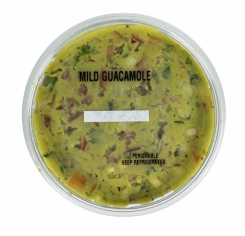 Crazy Fresh Mild Guacamole Perspective: front