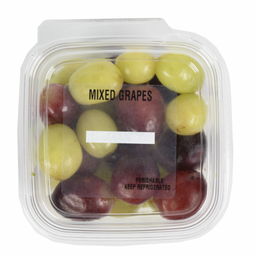 Crazy Fresh Mixed Grapes Perspective: front