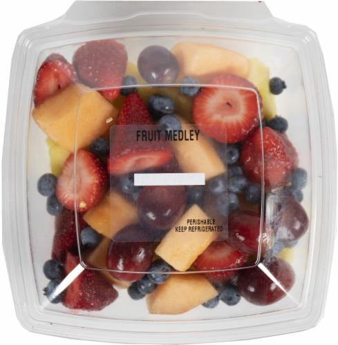 Crazy Fresh Fruit Medley Perspective: front