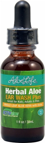 Aloe Life  Herbal Aloe ™ Ear Wash Plus Perspective: front