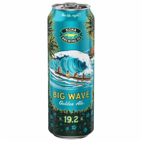Kona Brewing Co. Perspective: front