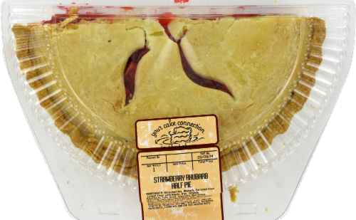 Private Selection™ Strawberry Rhubarb Half Pie Perspective: front