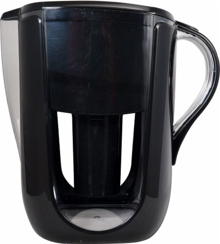 New Wave Enviro  Alkaline Pitcher Filter Perspective: front